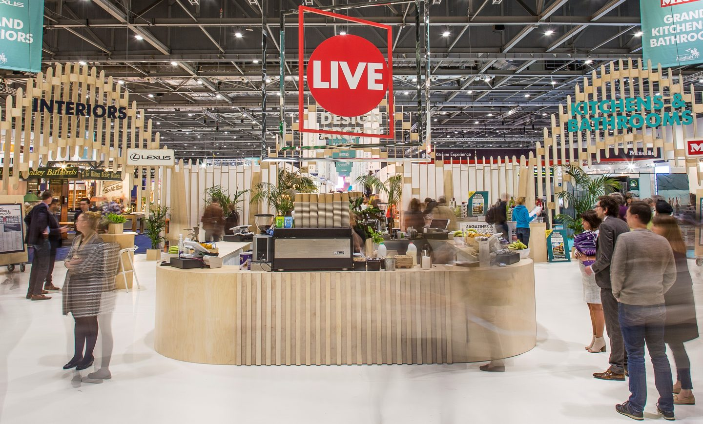grand designs show live nec birmingham win