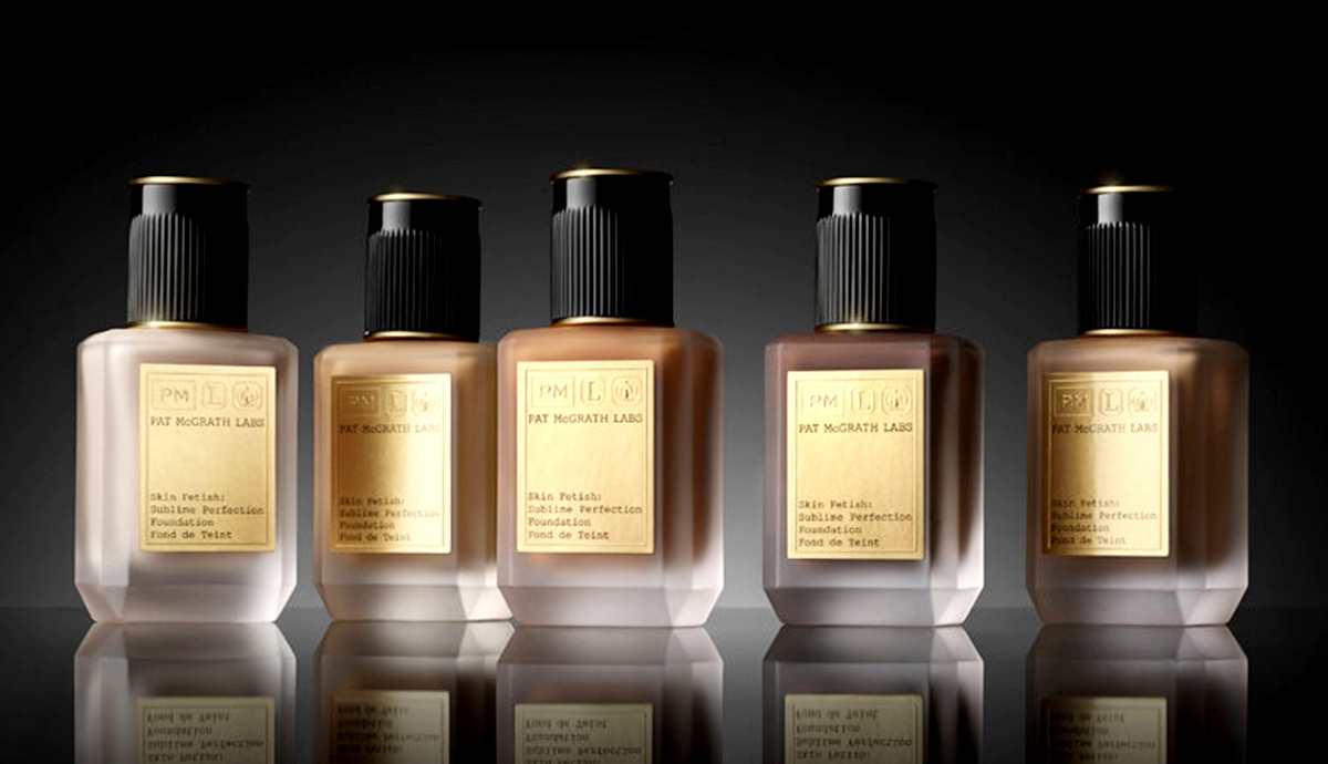pat mcgrath selfridges foundation