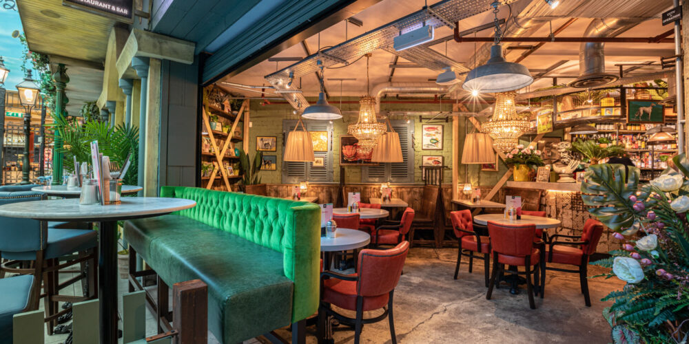 bills trafford restaurant