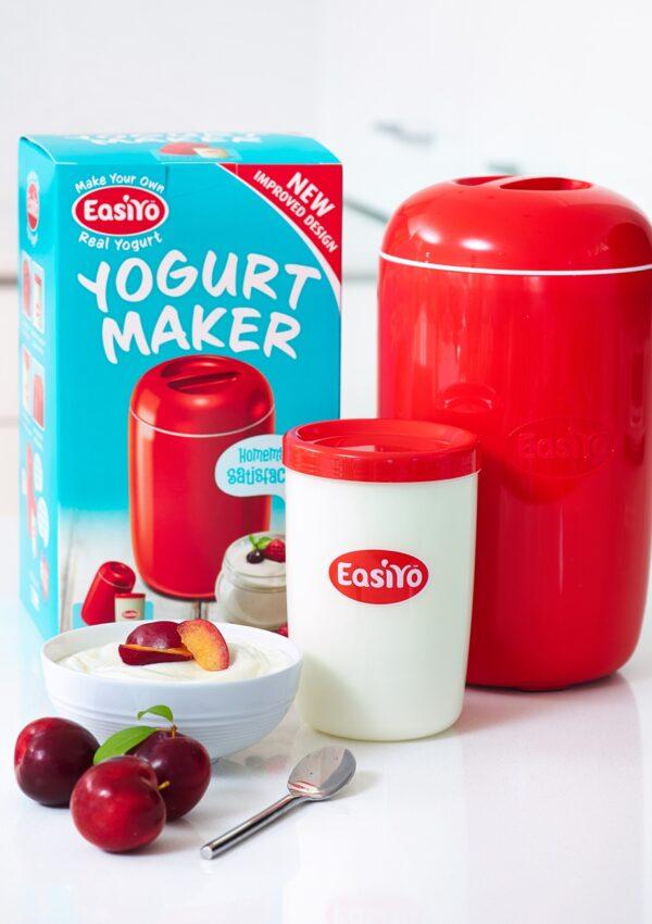 Christmas Competition #9: Win an EasiYo Yoghurt Maker