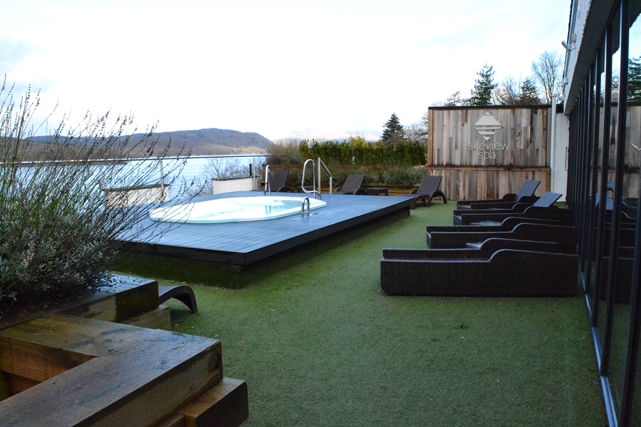 lakeside spa bowness windermere beech hill