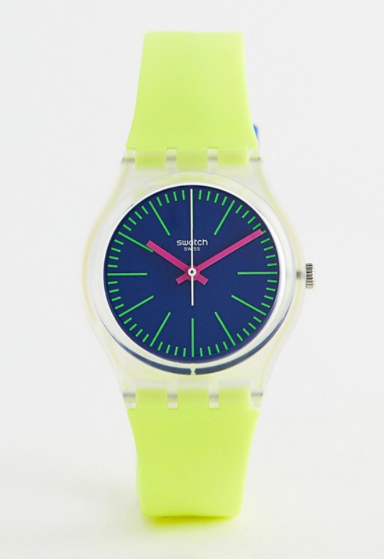 Neon GE255 Accecante Silicone - £46 Swatch