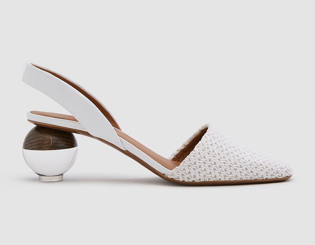 The new trend of Table-Leg Heels