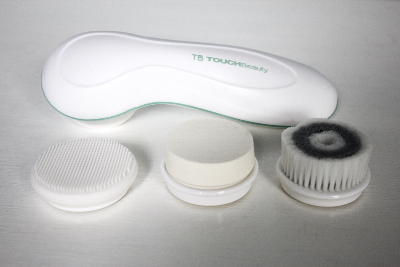Touch Beauty Electric Facial Cleanser Review