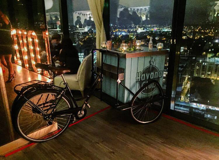 caribbean night hilton hotel manchester