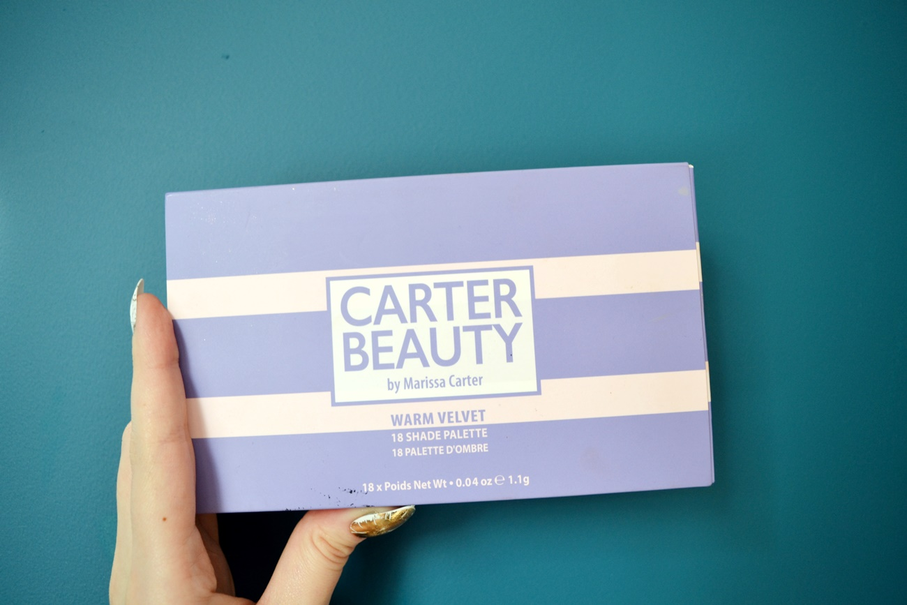 Carter Beauty collection review