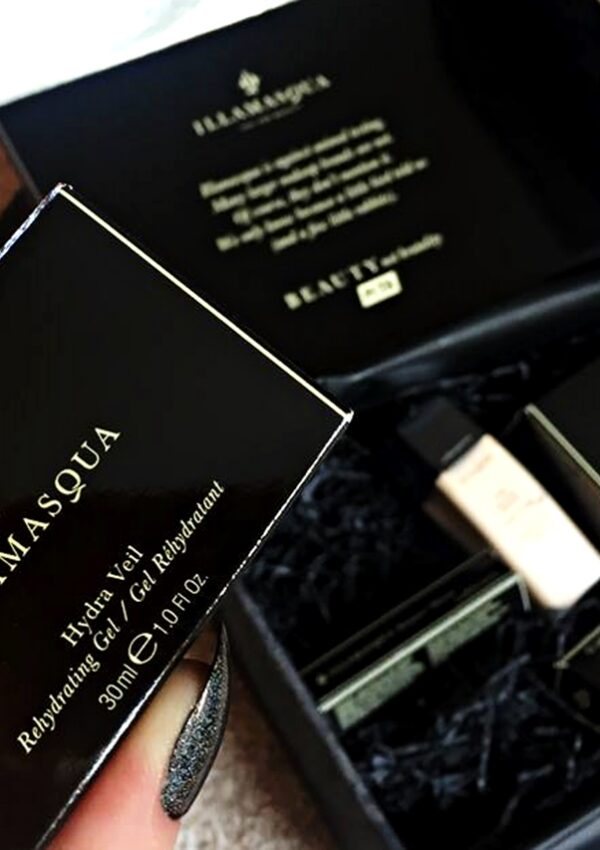 Illamasqua Make Up Review