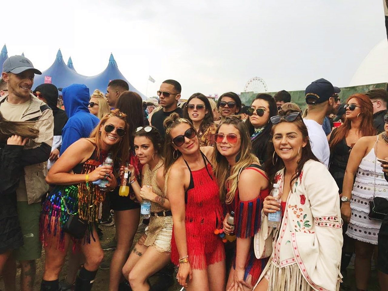 what people wear to parklife shorts outfits 2018