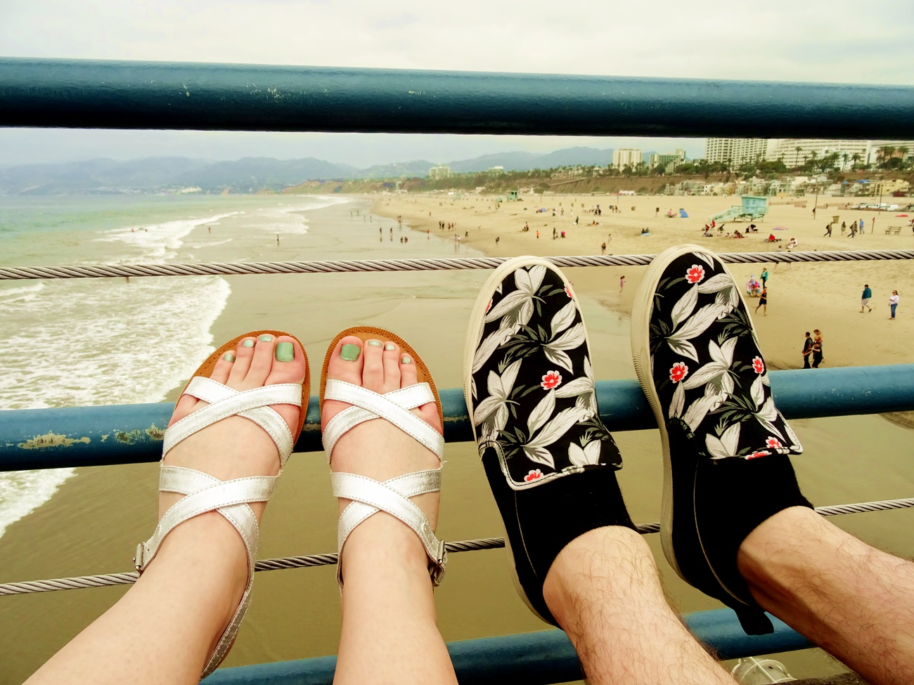 Testing Summer shoes and sandals with Toms