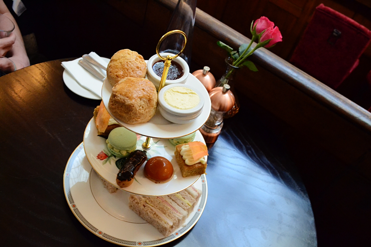 The Courthouse Afternoon Tea Review