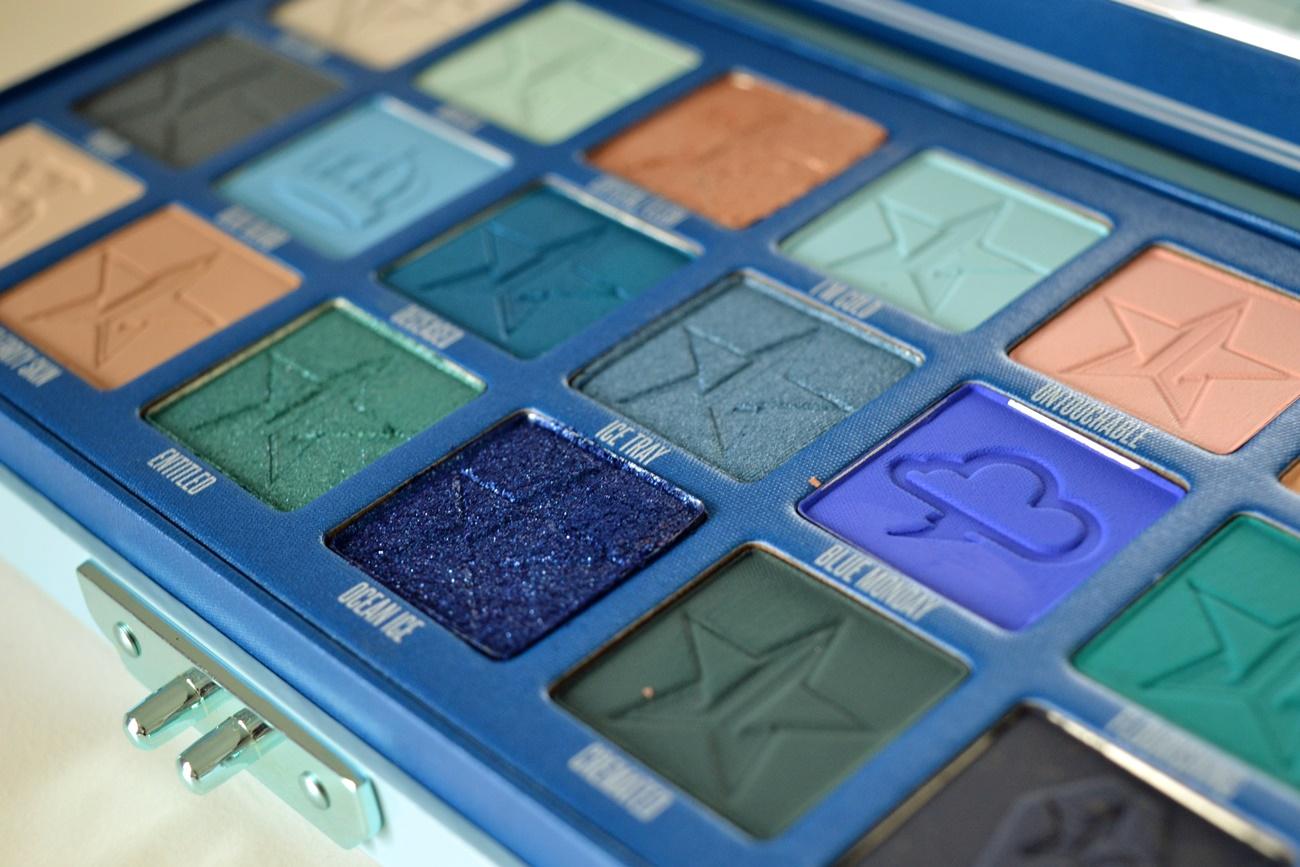 eyeshadow shades blue blood