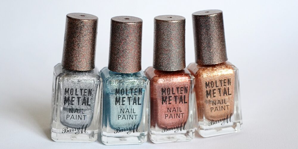 Barry M Molten Metal Shades Review