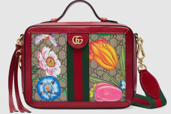 Gucci Ophidia Floral Bag £1,580