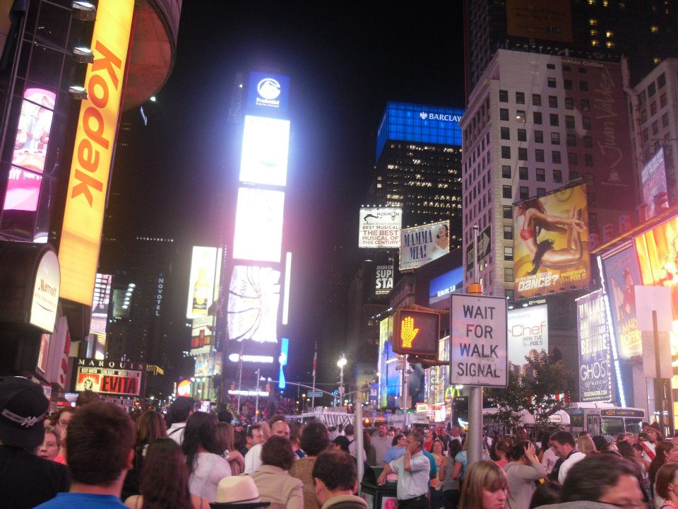 New York: the ULTIMATE destination in City Breaks