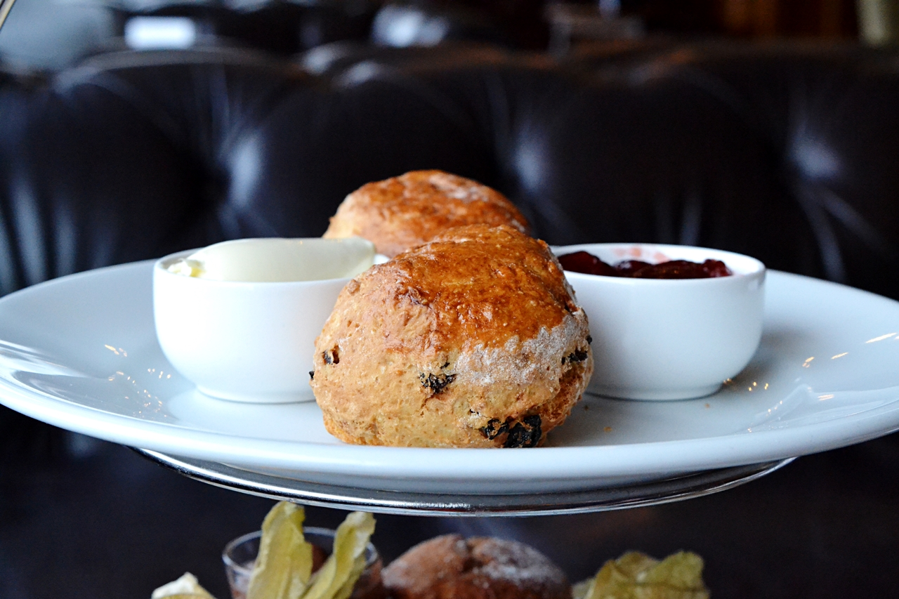 afternoon tea scones jam beech hill hotel windermere bowness