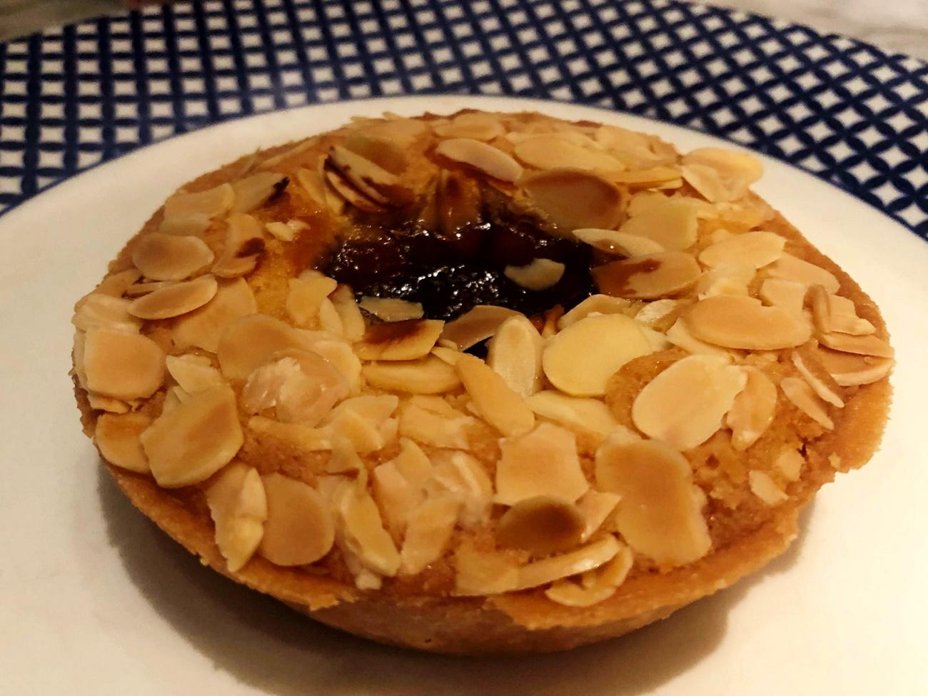 raspberry tart carluccios