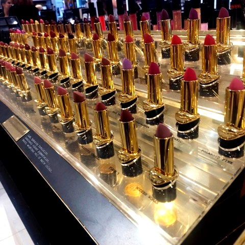 pat mcgrath lipstick range selfridges