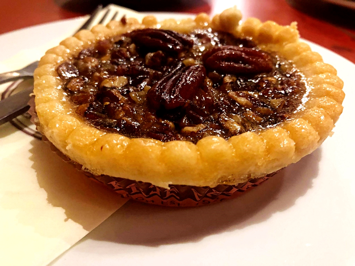walnut pie patisserie valerie