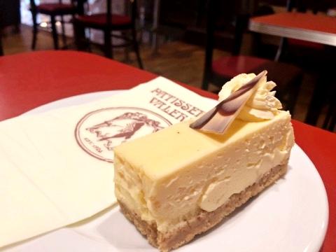 vanilla cheesecake patisserie valerie