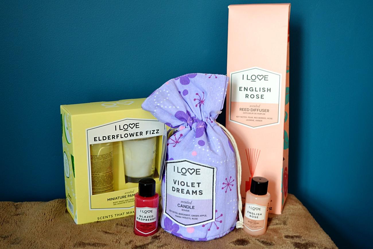I Love Cosmetics Bath & Home Review