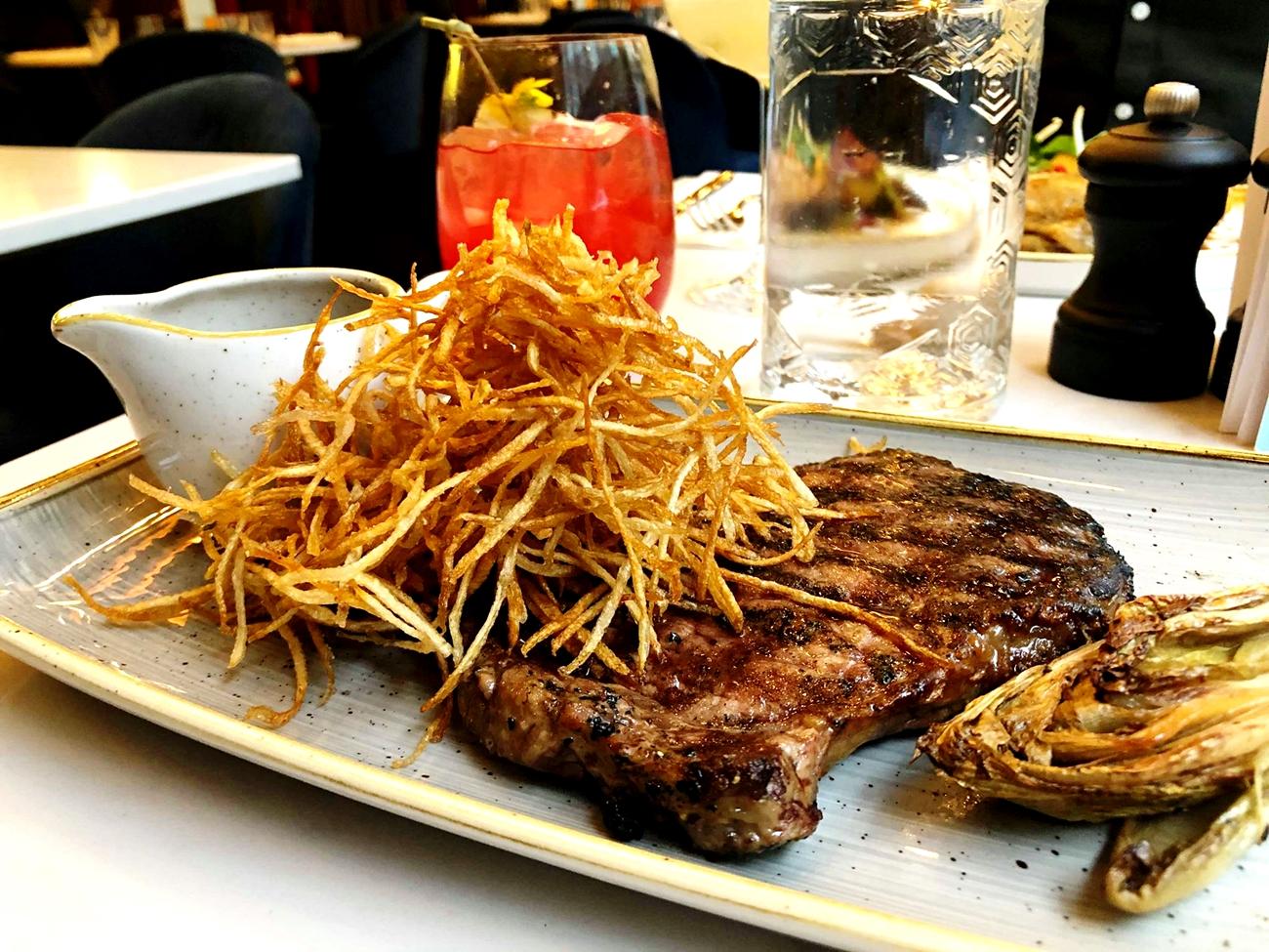 steak three little words