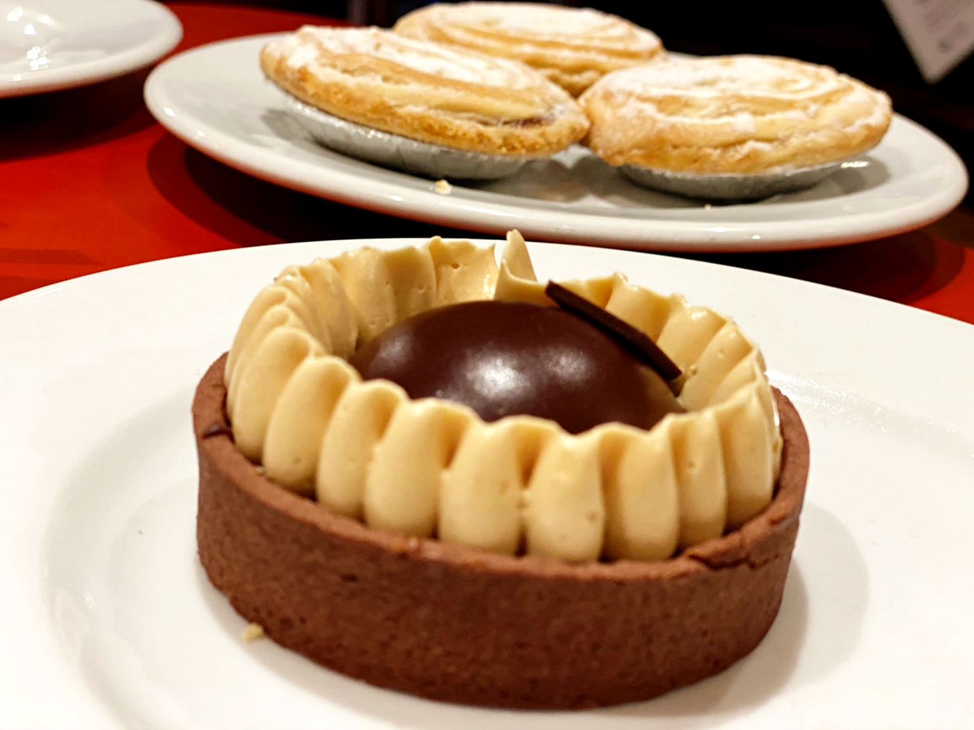 chocolate caramel bombe patisserie valerie