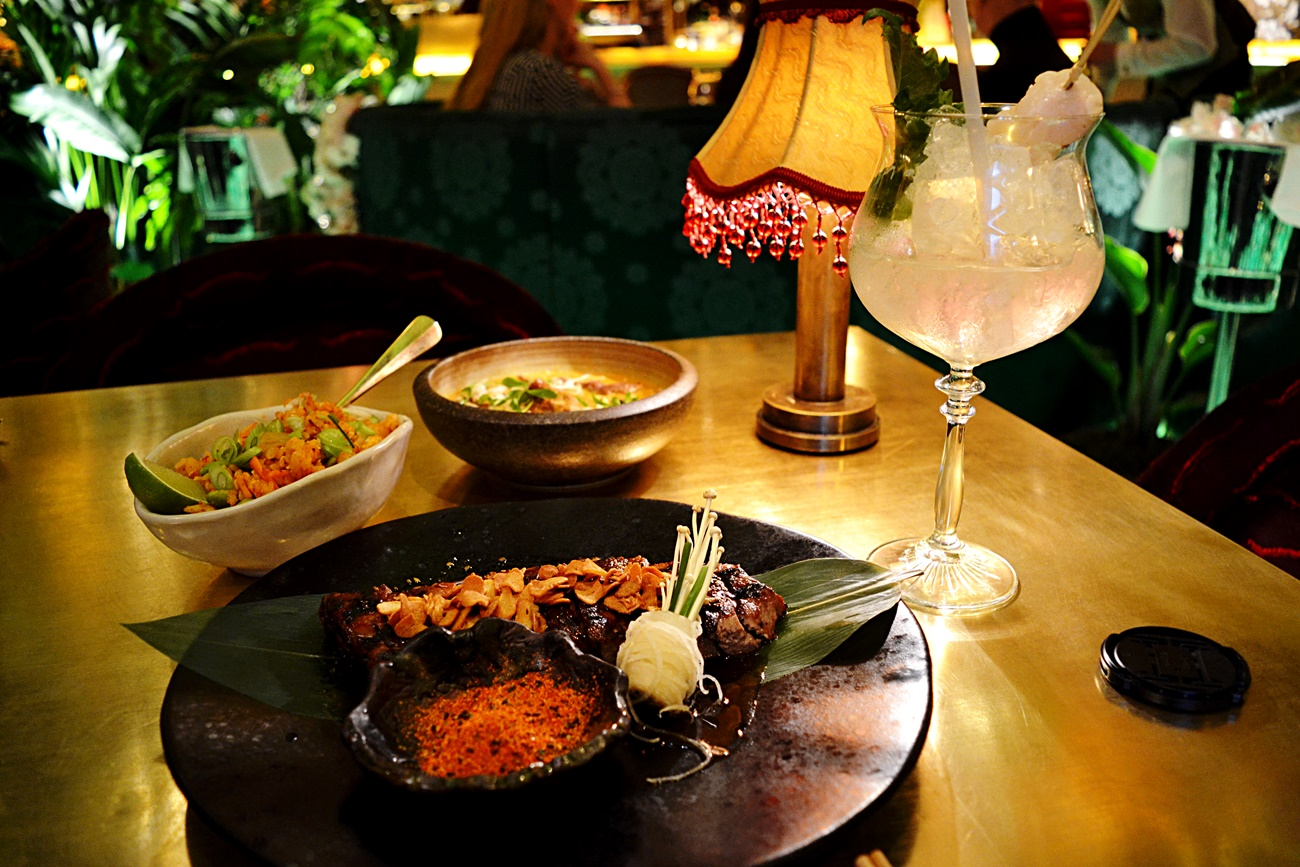 the ivy asia menu manchester