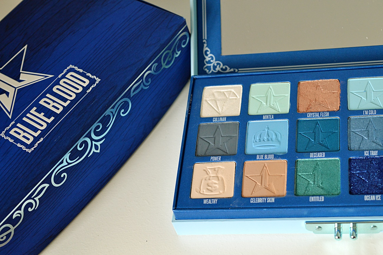 blue blood box palette