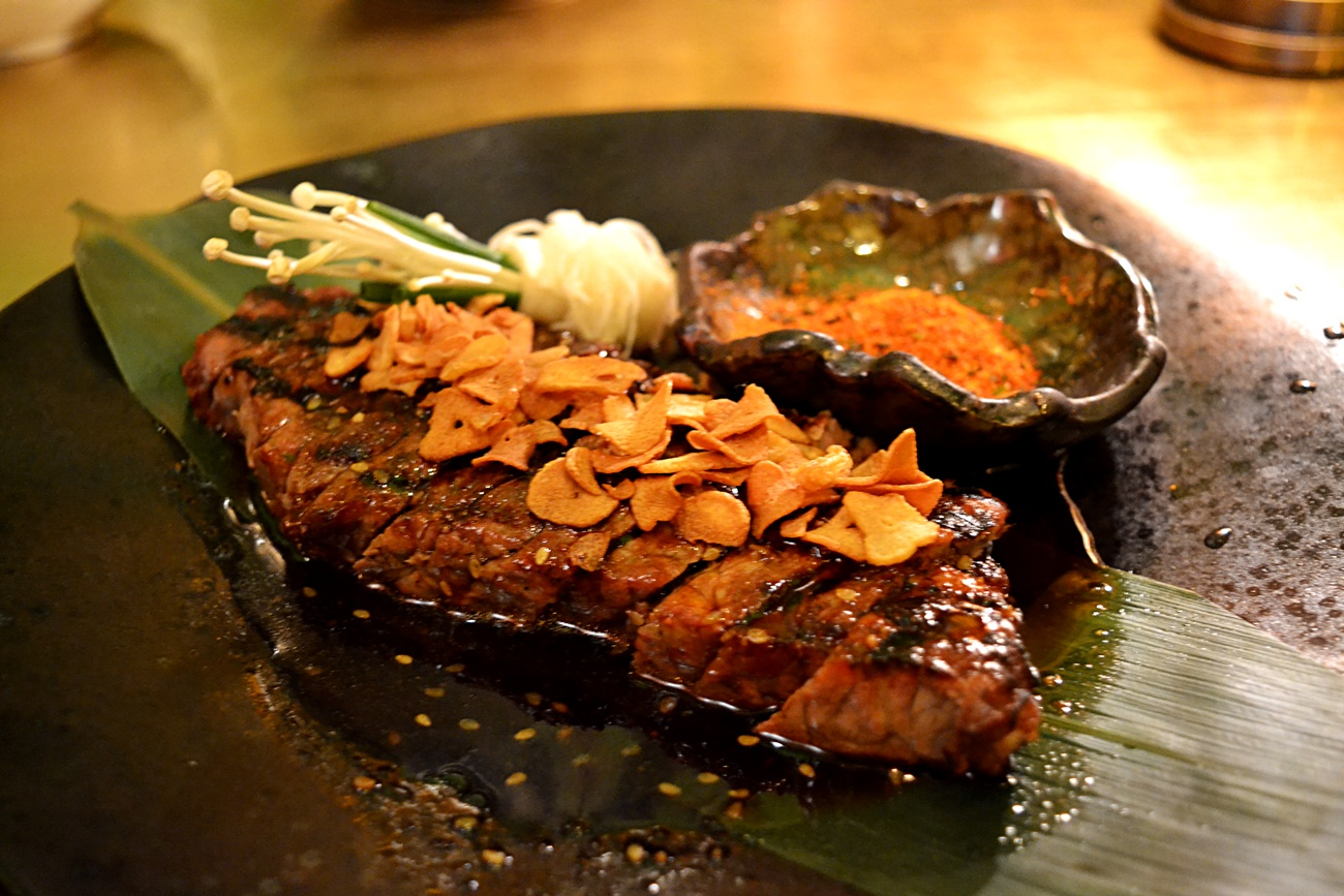 sirloin soy steak the ivy asia
