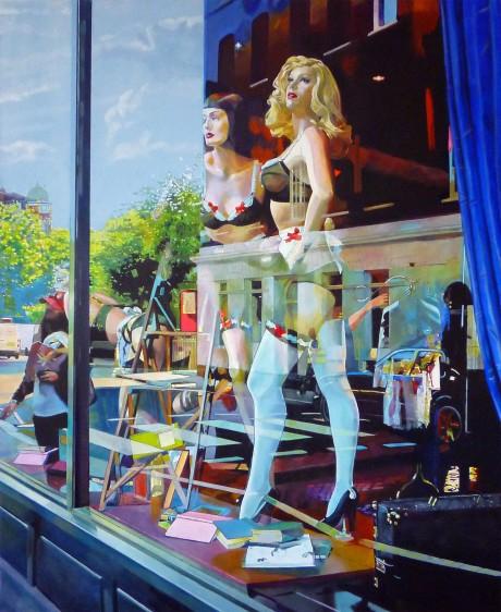 ARTZU Gallery_Chris Acheson_Re-Make Re-Model