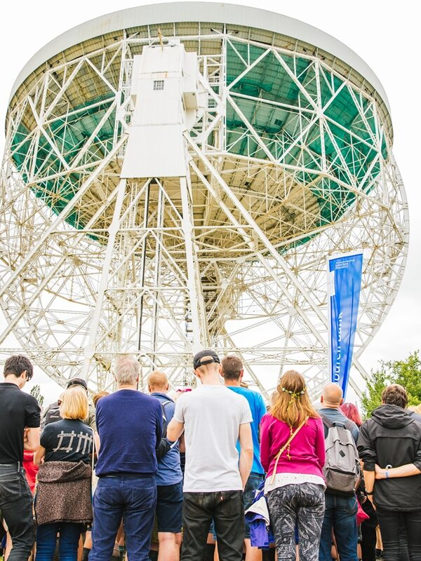 Jodrell Bank named World Heritage Site