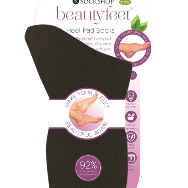 Christmas Competition #2: Win 5 pairs of SockShop Beauty Feet win prize giveaway