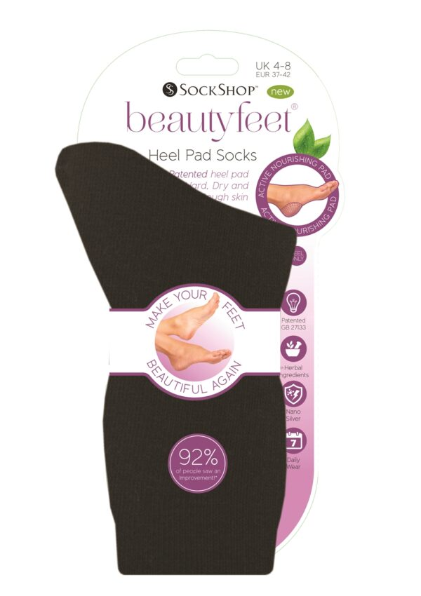 Christmas Competition #4: Win 5 pairs of SockShop Beauty Feet