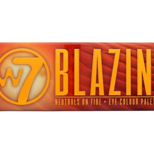 blazin eyeshadow palette review