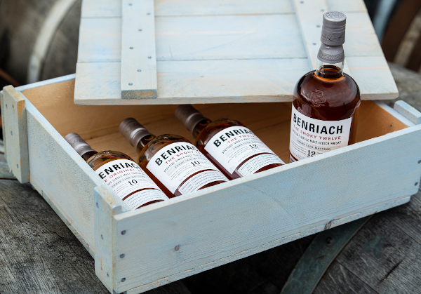 Crate Whisky Benriach