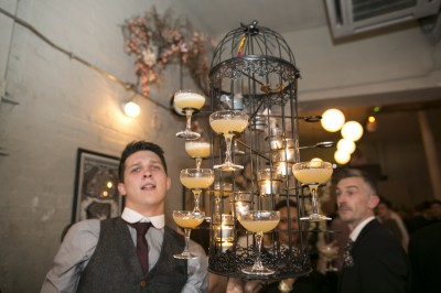 Birdcage of Cocktails