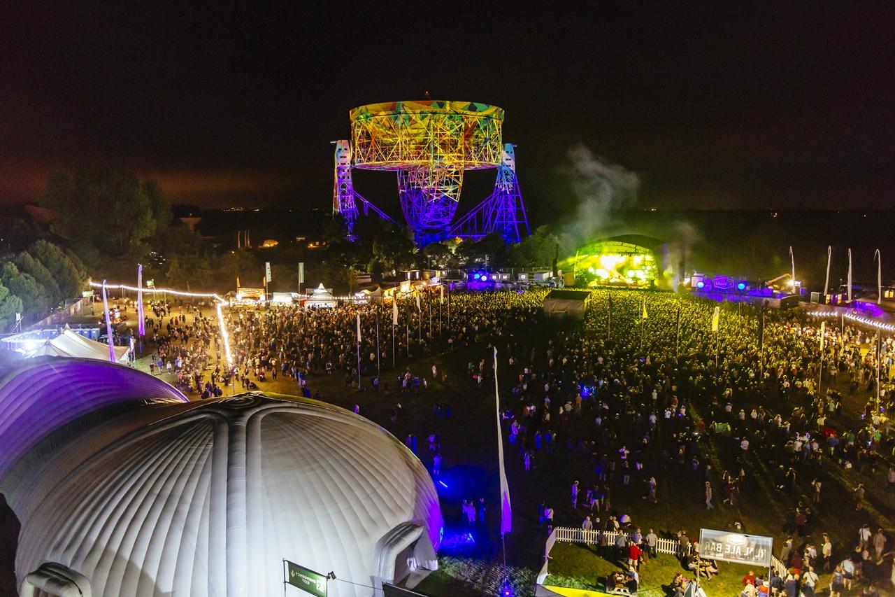 bluedot festival jodrell bank