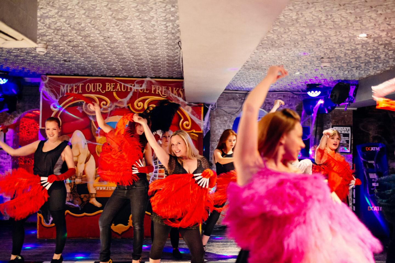 burlesque class manchester hen