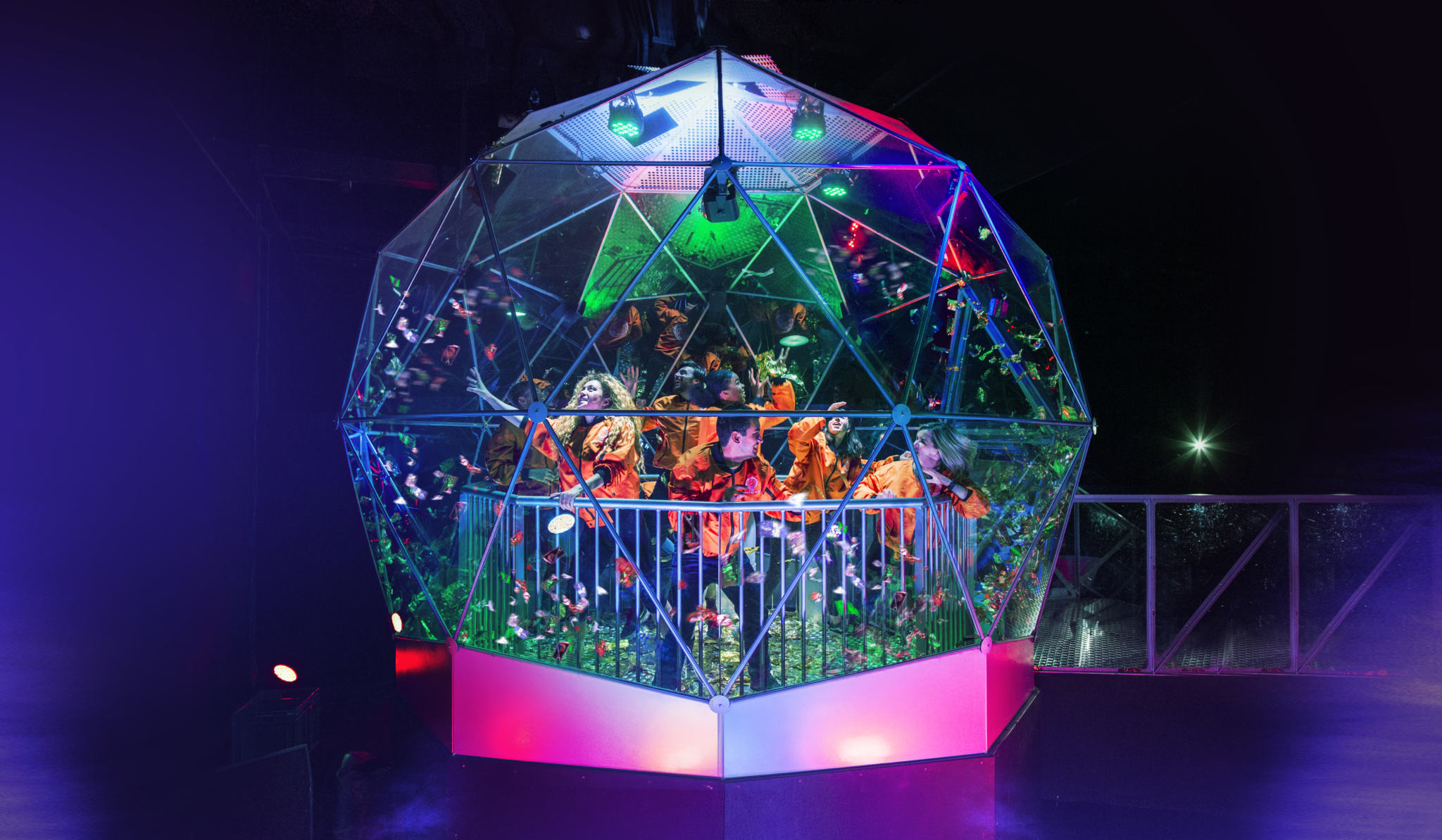 Crystal Maze Manchester adds new games to experience