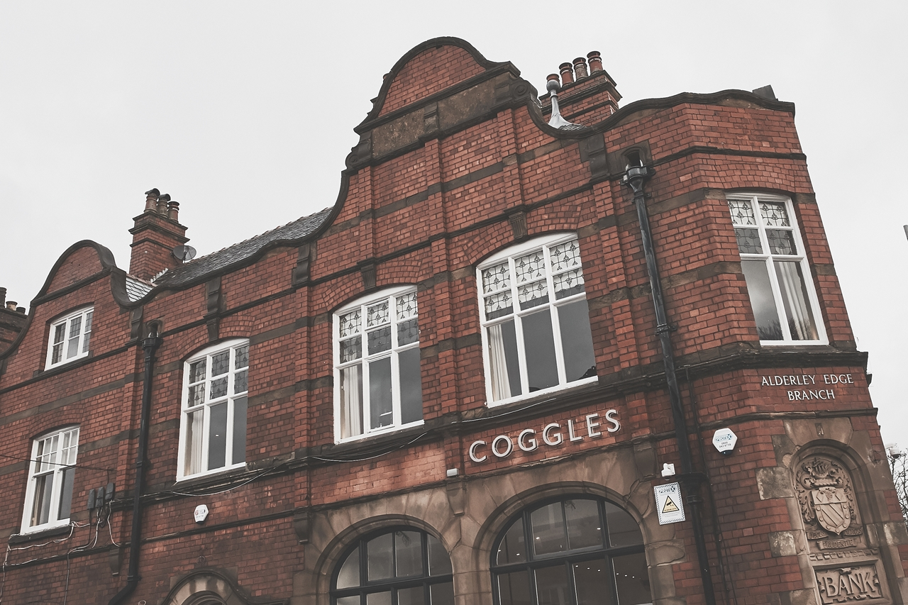 Coggles opens Flagship store in Alderley Edge