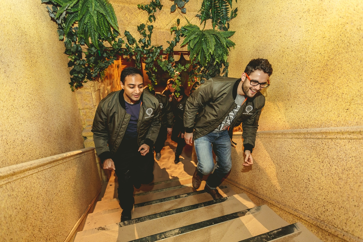 The Crystal Maze London Review & Manchester Preview