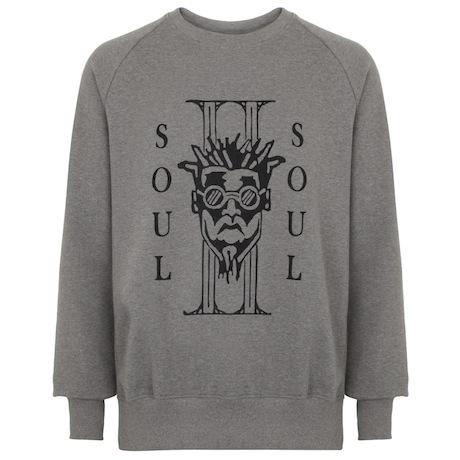 Camden Stock Flock sweatshirt £95.00
