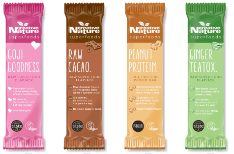 Creative Nature Snack Bars Review