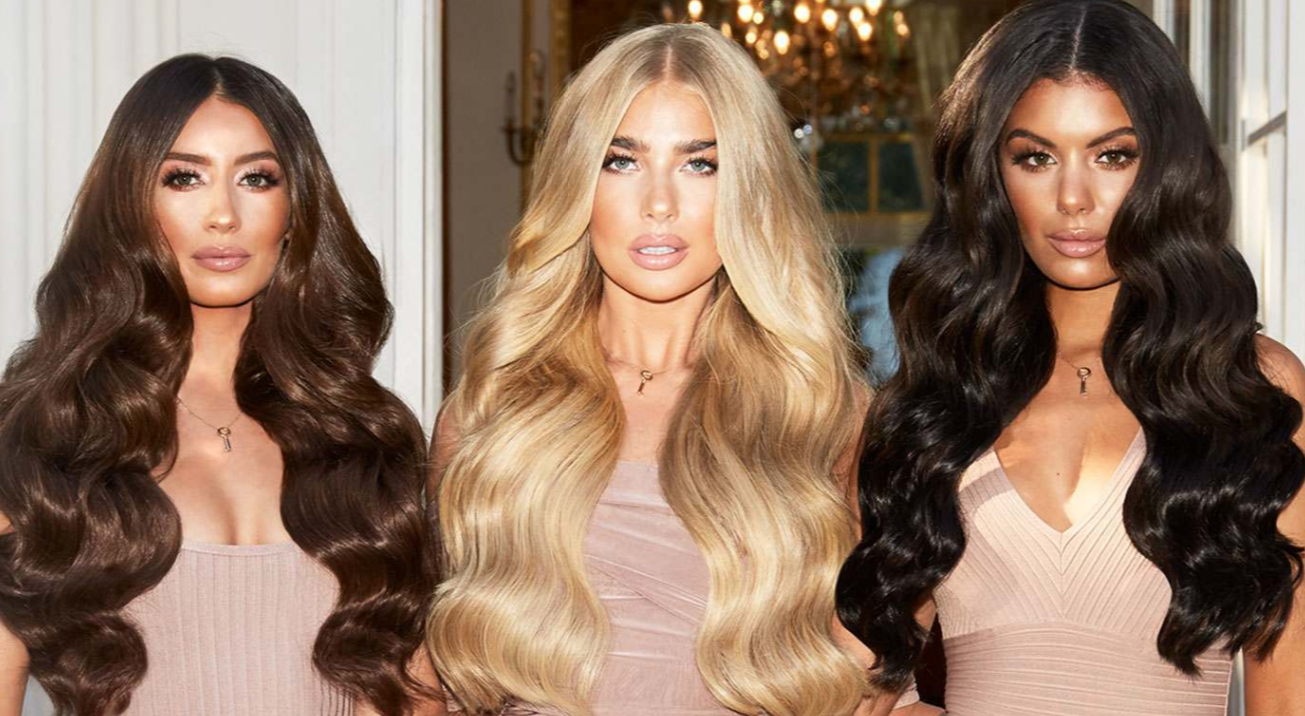 Can you get lucious, long locks with Lullabellz synthetic hair extensions?