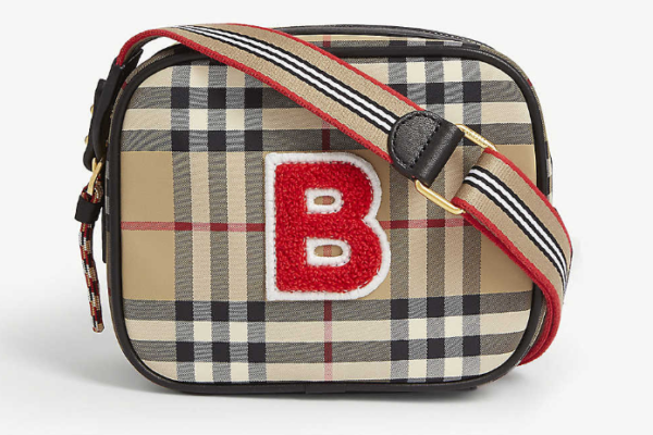Burberry B Logo Bag £320.00