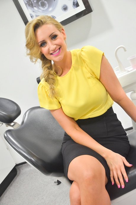 Cath Tyldesley Smile Stylist