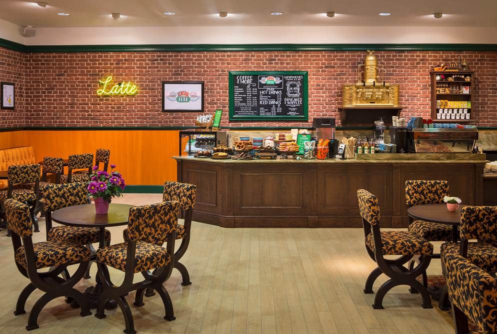 Primark opens Friends themed Central Perk Cafe
