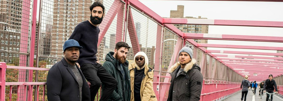Bench x Rudimental AW16 campaign New York