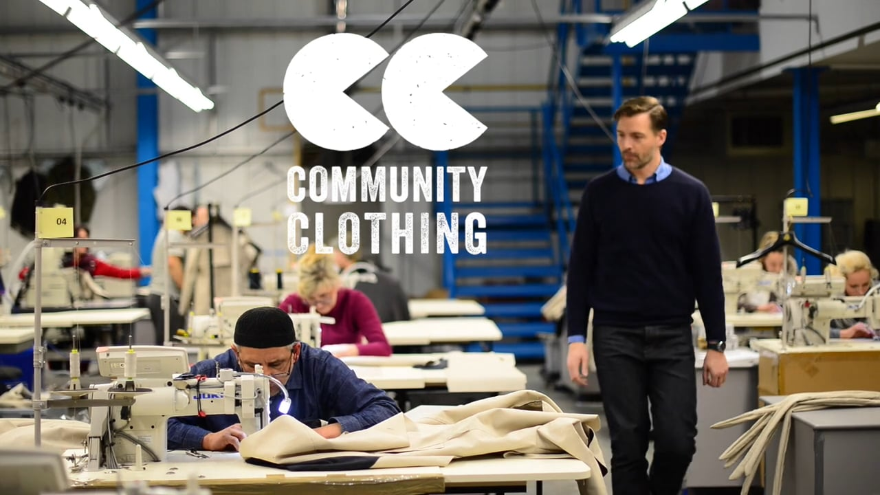 Community Clothing Workshop comes to Selfridges Trafford Centre