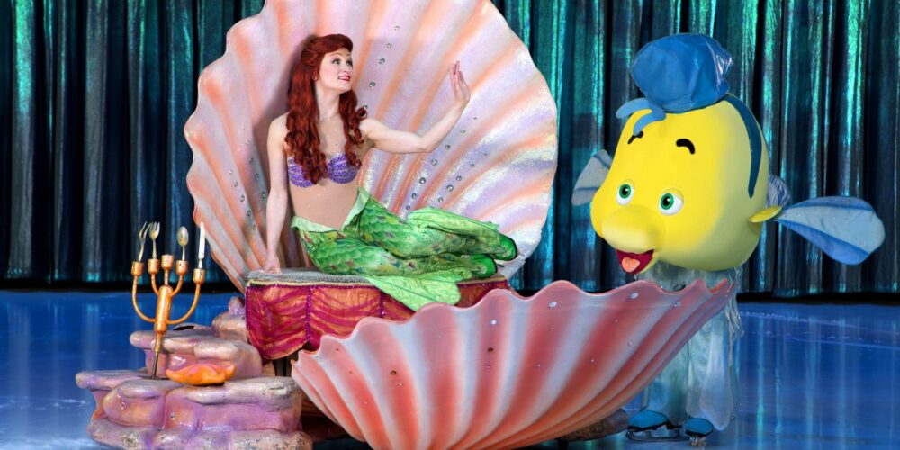 disney on ice comes to manchester